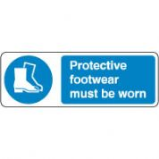 Mandatory Safety Sign - Protective Footwear 126